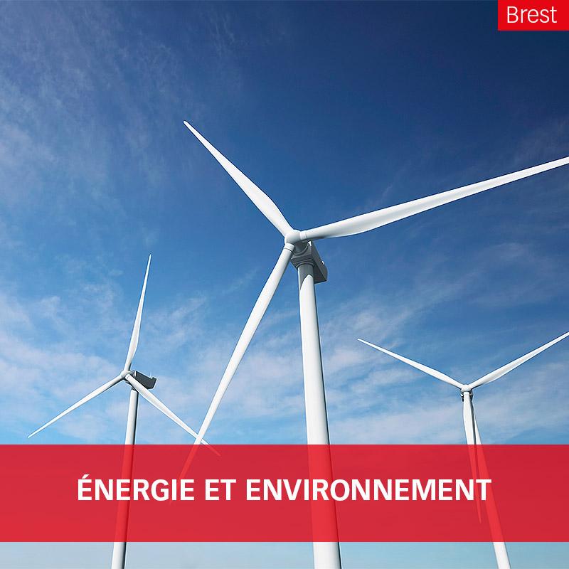 école d'ingénieur énergie environnement