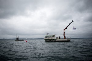 recherche scientifique en mer