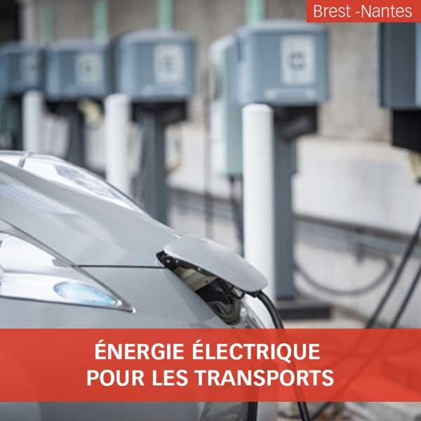 Ingénieur énergie électrique pour les transports