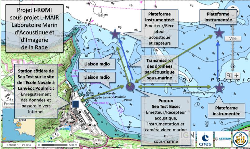 carte recherche brest mer